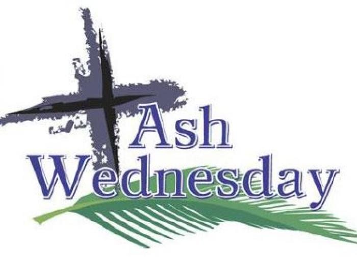 Ash Wednesday Header