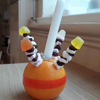 Burton Latimer Single Christingle