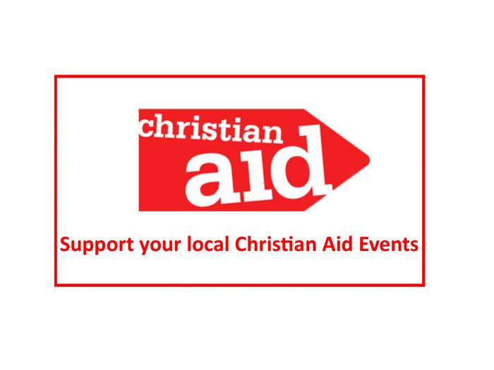 Christian Aid Poster short