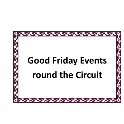Good Friday Events 2020