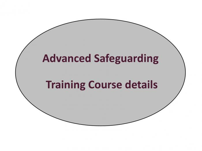Safeguarding Courses