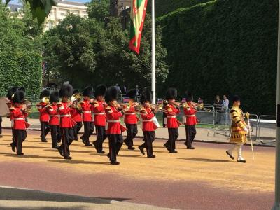 trooping of the colour 2