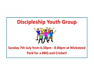 Youth Group Poster
